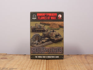 Flames of War Sturmtiger Miniature Set