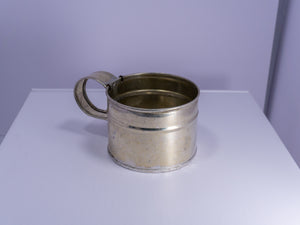 Western/Civil War Tin Cup