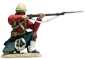 Britain Figure - 42nd Highland Kneeling Firing No.2