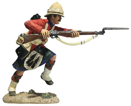Britain Figures - 42nd Highland Charging No.1