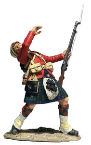 Britain Figure - 442nd Highland Casualty Falling No.1