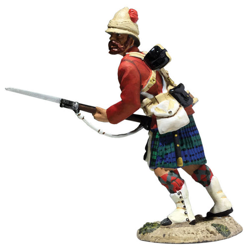 Britain Figure - 42nd Highland Bayonet Leveled
