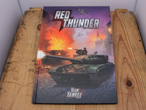 Team Yankee - Red Thunder Soviet WWIII- Player's Handbook