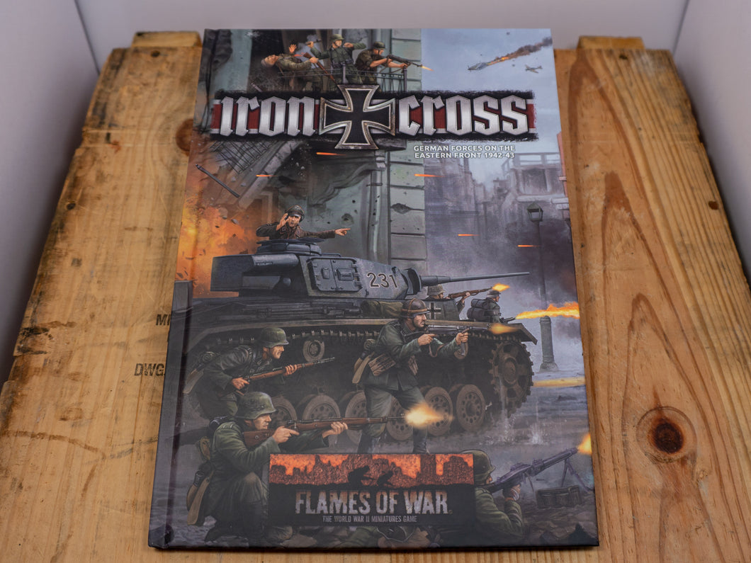 Flames of War - Iron Cross (German Eastern Front) - Player's Handbook