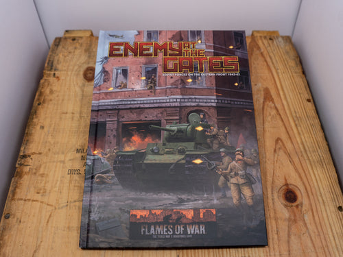 Flames of War - Enemy at the Gates - Player's Handbook