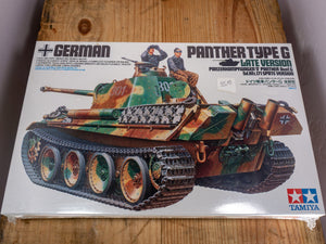 "German Panther Type G ""Late Version"""