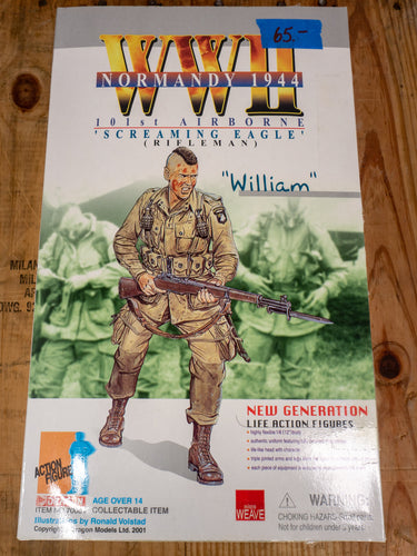 Dragon Action Figures WWII 101st Airborne Normandy