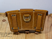 WWII German Ammo Cartridge Pouch Pair