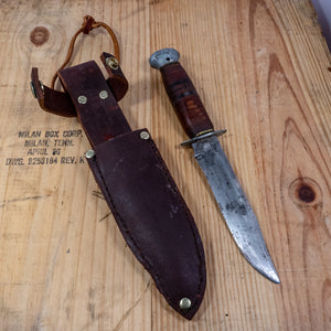 WWII RH-PAL Combat Knife