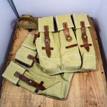 Reproduction WWII German STG-44 Magazine Pouches