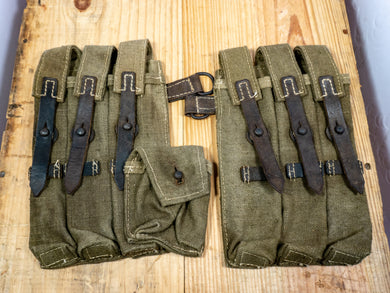 Reproduction WWII German STG-44 Magazine Pouch
