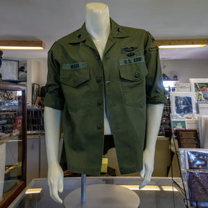 Authentic Vietnam Jungle Jacket
