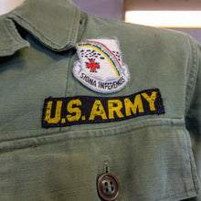 Korean Conflict Era Fatigue Jacket