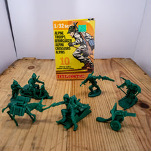 Atlantic Ski Troops Toy Soldiers