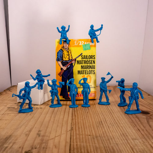 Atlantic Navy Sailors Toy Soldiers