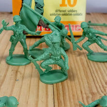 Atlantic Infantry Toy Soldiers