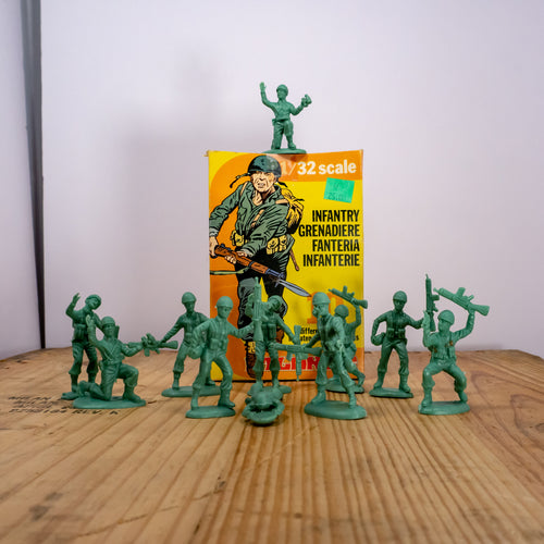 Atlantic Infantry Toy Soldier
