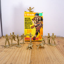 Atlantic British Infantry Toy Soldiers