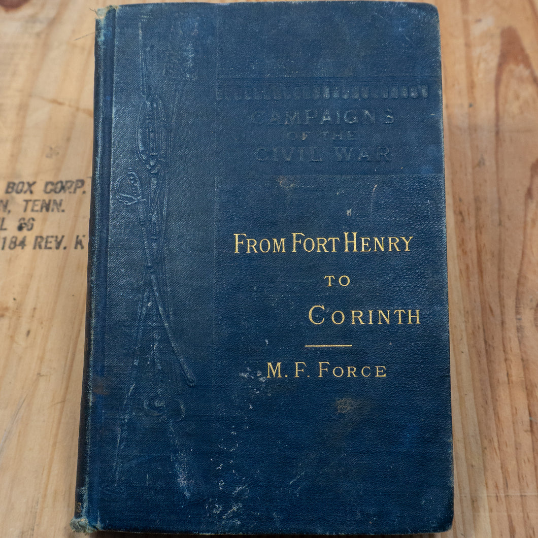 1881 - From Fort Henry to Corinth
