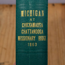 1899 - Michigan at Chickamauga Chattanooga Missionary Ridge 1963