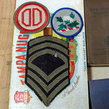 WWII - Patch & Medal Collection