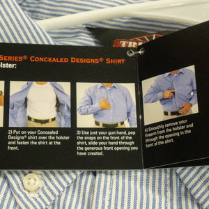 TruSpec Concealed Carry Shirt