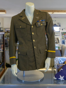 WWII Connecticut Horse Guard Unit - Four Pocket Blouse