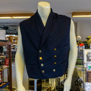 South Union Mills - Double Breasted Vest