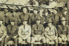 1934 - 125th Medical Det. Photo