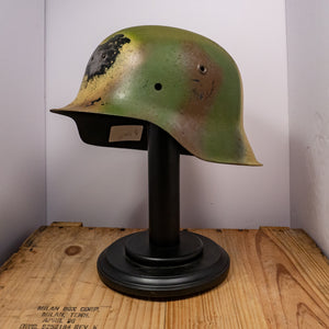 WWII - Authentic German Helmet Shell
