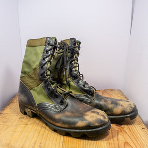 Vietnam era Jungle Boots
