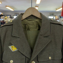 Authentic US Army Air Corps WWII Greens Jacket and Pants Early War