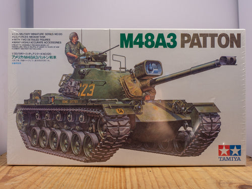 M483A3 Patton Model Kit