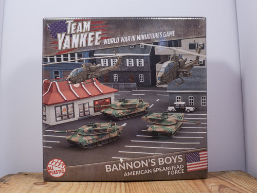 Team Yankee - Bannon's Boys - Miniature Set