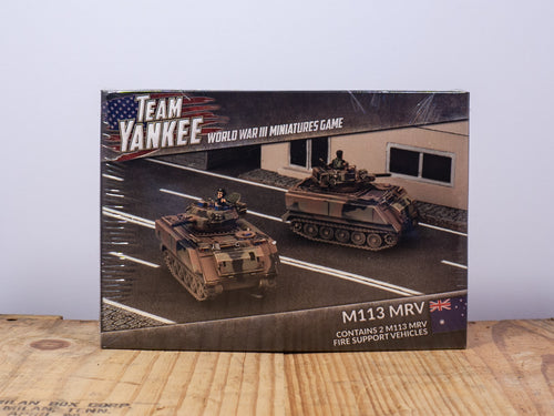 Team Yankee - M113 MRV - Plastic Miniature Set