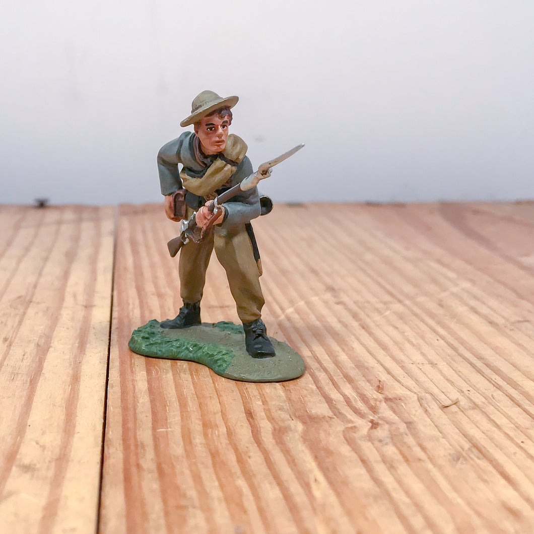 Britain Figures (No Packaging) - Civil War Confederate Soldier