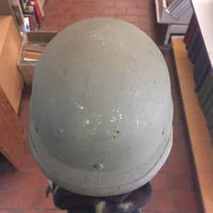 The Classic Steel Pot Helmet Collectible Post WWII Helmets Steel Pots
