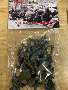 TSSD Figure set #29 U.S. Marines-Vietnam
