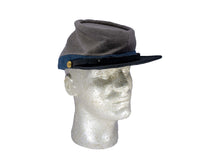Reproduction Civil War Confederate CSA Jean Wool Kepi