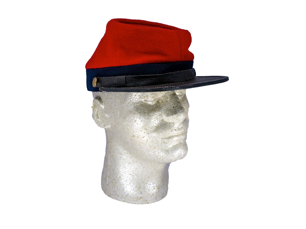Reproduction Civil War CSA Artillery Kepi P 26