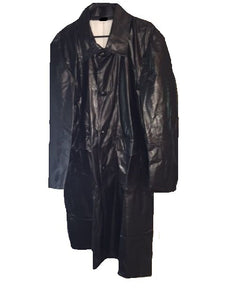 South Union Mills Rubberized Raincoat