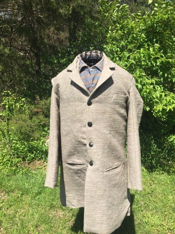 South Union Mills - Single Breasted Frock Coat