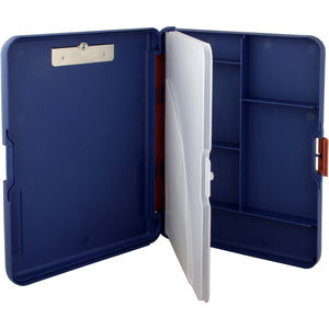 Saunders WorkMate II Divided Section Poly Clipboard