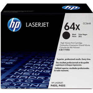 HP 64X (CC364X) Original Toner Cartridge - Single Pack