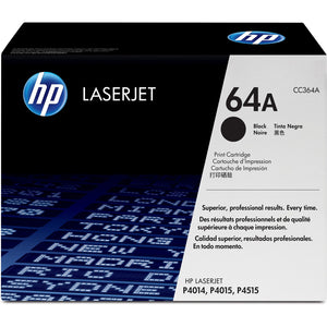 HP 64A (CC364A) Original Toner Cartridge - Single Pack