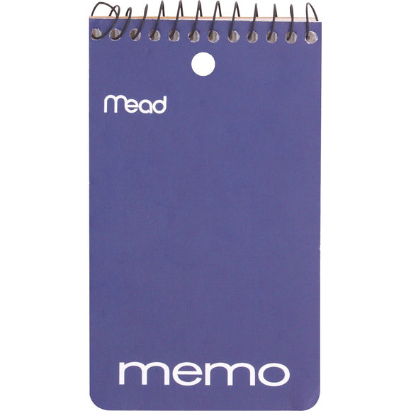 Mead Wirebound Memo Book