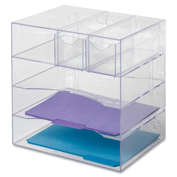 Rubbermaid Optimizer 4-Way Organizer with Drawers