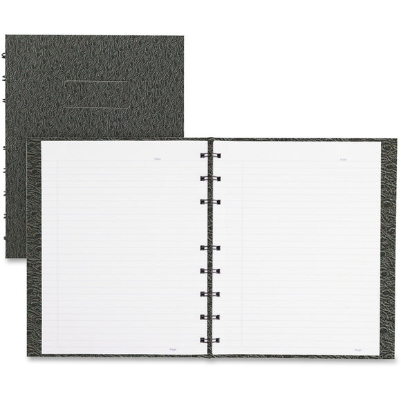 Blueline NotePro Ostrich Twin-Wire Notebook