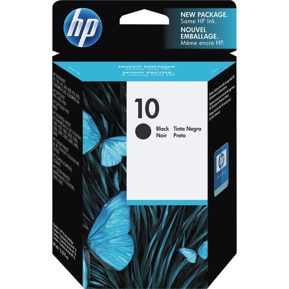 HP 10 (C4844A) Original Ink Cartridge - Single Pack - The Supply Room