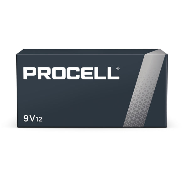 Duracell Procell Alkaline 9V Battery - PC1604